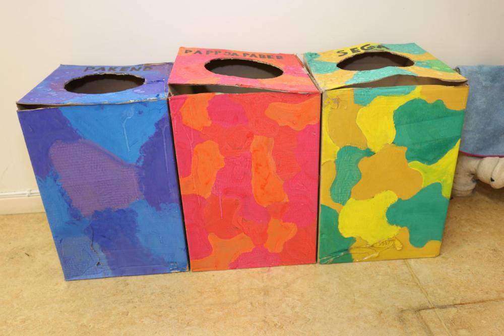 Värviline papp - Saue Gümnaasium - 5c klass